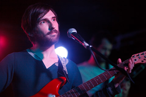 "Mutual Benefit - ""Let's Play / Statue Of a Man"""