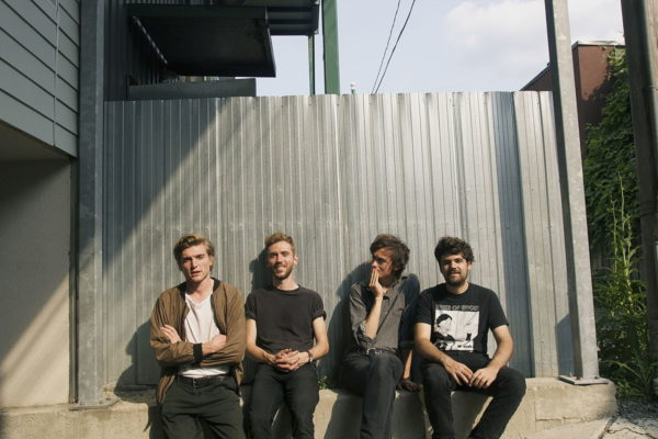 Ought - Disgraced In America