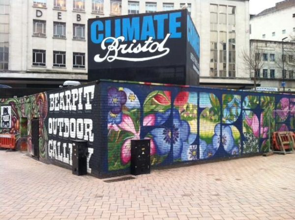Bristol, ville de musique, ville d'art, ville monde