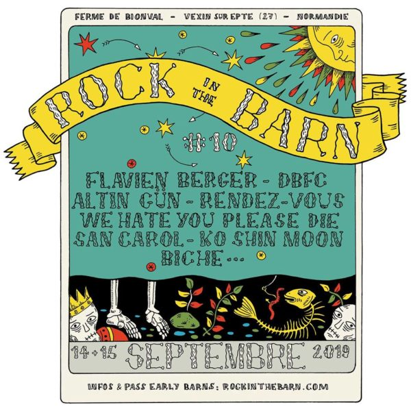 Rock in the Barn #10