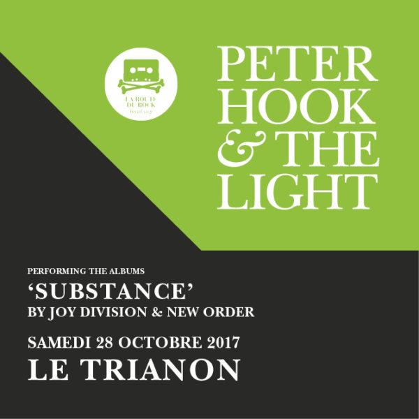 Route du Rock Booking - Assistez au concert de Peter Hook & The Light