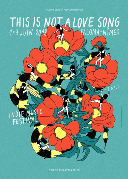 This Is Not a Love Song Festival 2018 : les premiers noms