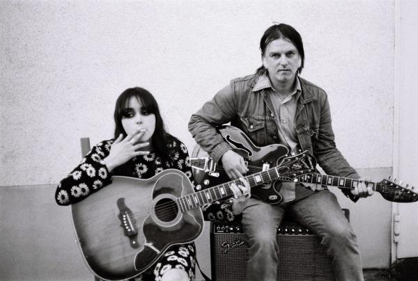 Un album en duo pour Tess Parks & Anton Newcombe (BJM)