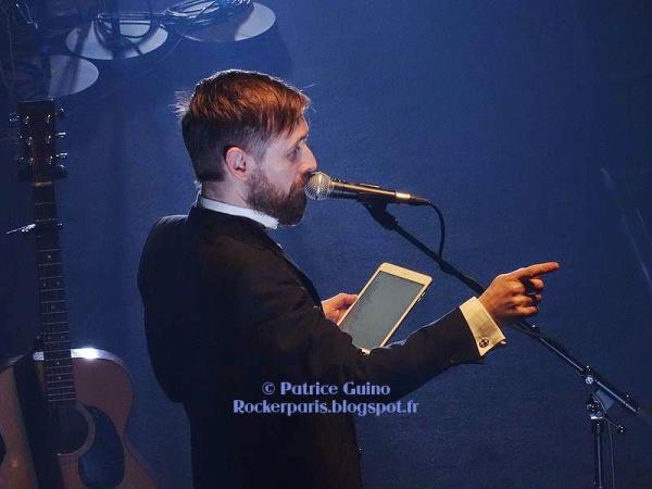 The Divine Comedy @ La Philharmonie de Paris