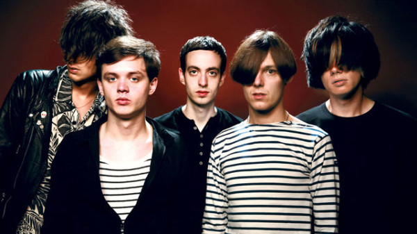 "The Horrors dévoilent un second extrait de leur nouvel album ""Luminous"""