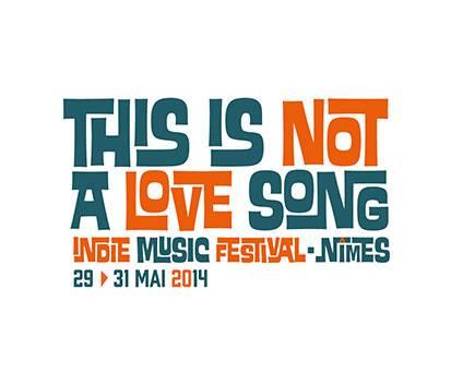Affiche indé 5 étoiles pour de la 2ème édition du festival de Nîmes
