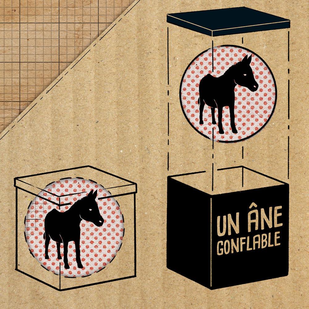 Un Ane Gonflable – Un Ane Gonflable