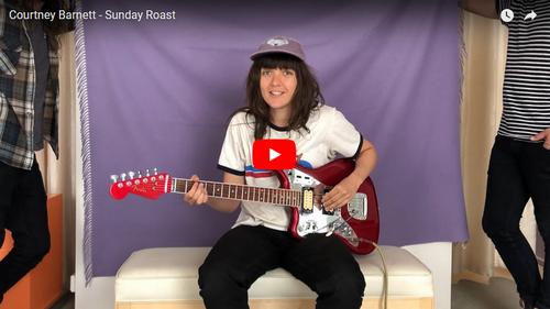 Courtney Barnett partage Sunday Roast