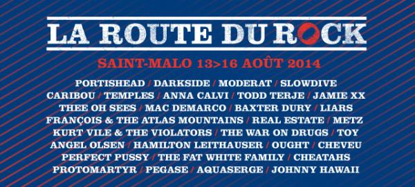 La Route Du Rock @ Saint-Malo - 15 Aout 2014