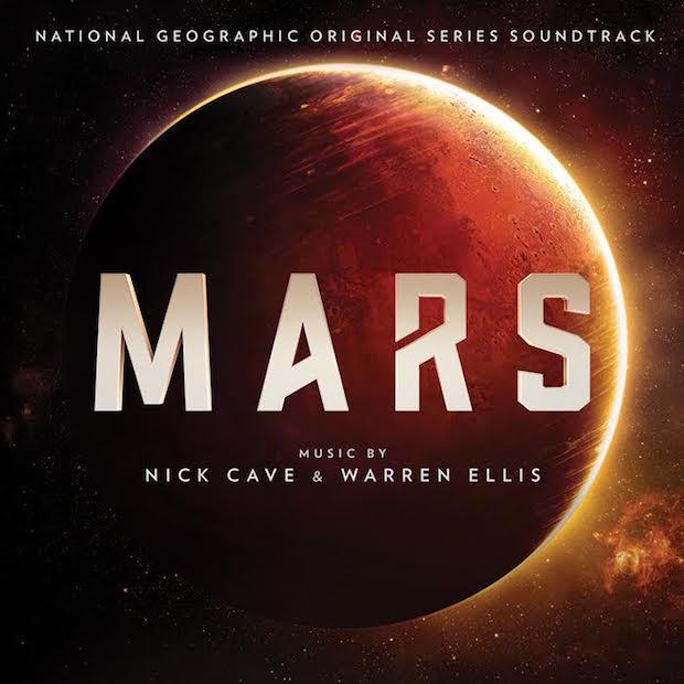 Mars : La nouvelle collaboration de Nick Cave et Warren Ellis avec les caméras
