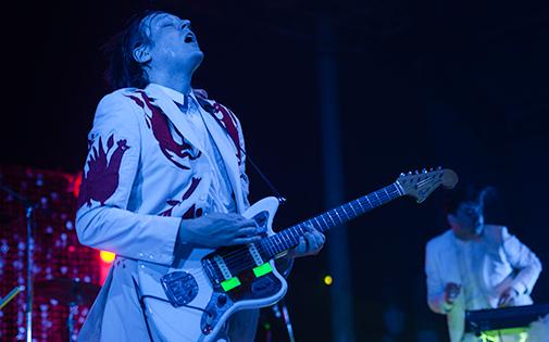 Arcade Fire @ Pavillon Baltard - 22 Novembre 2013