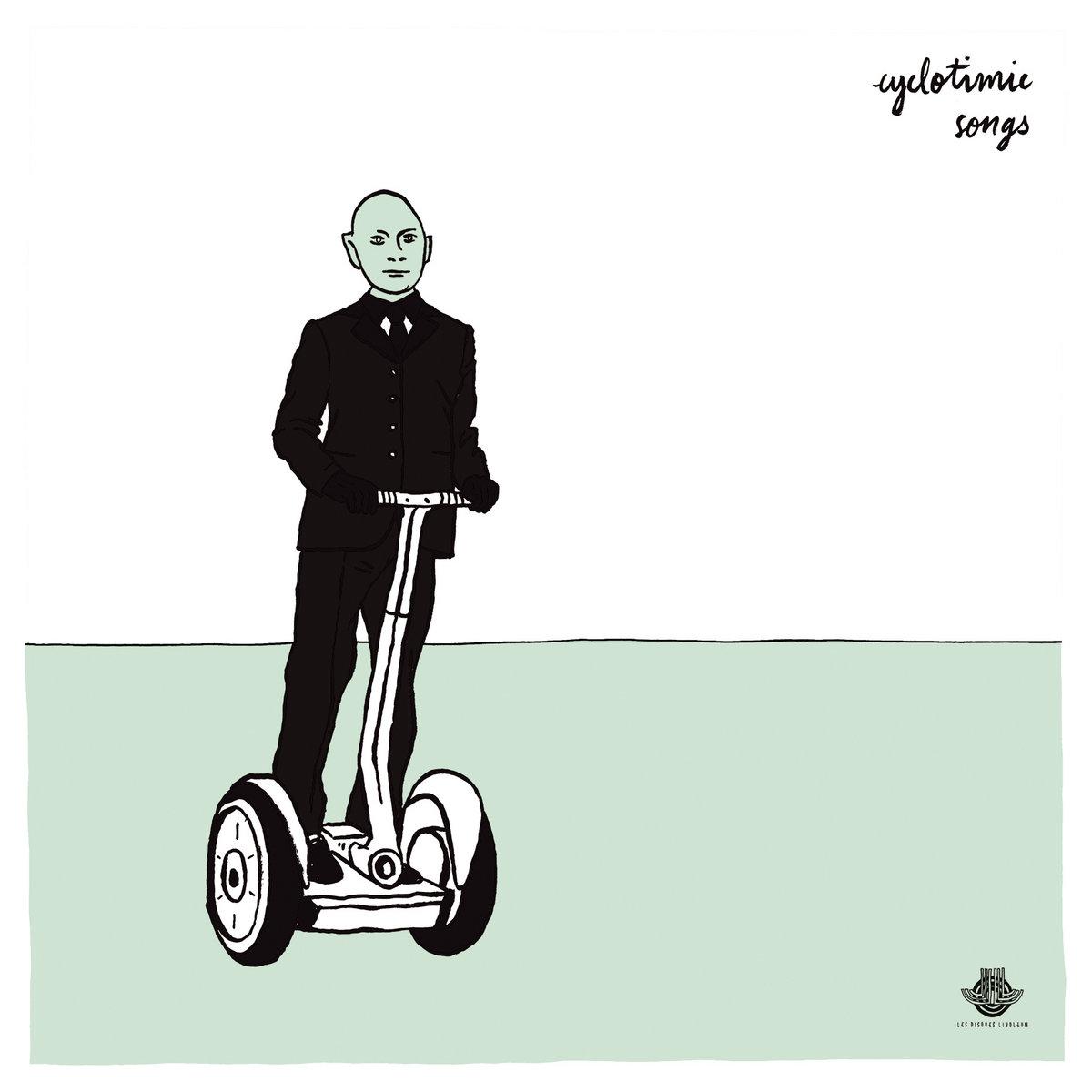 Sarrazy Rochelle – Cyclotimic Songs