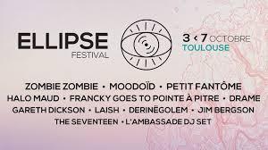 Ellipse festival à Toulouse du 3 au 7 octobre