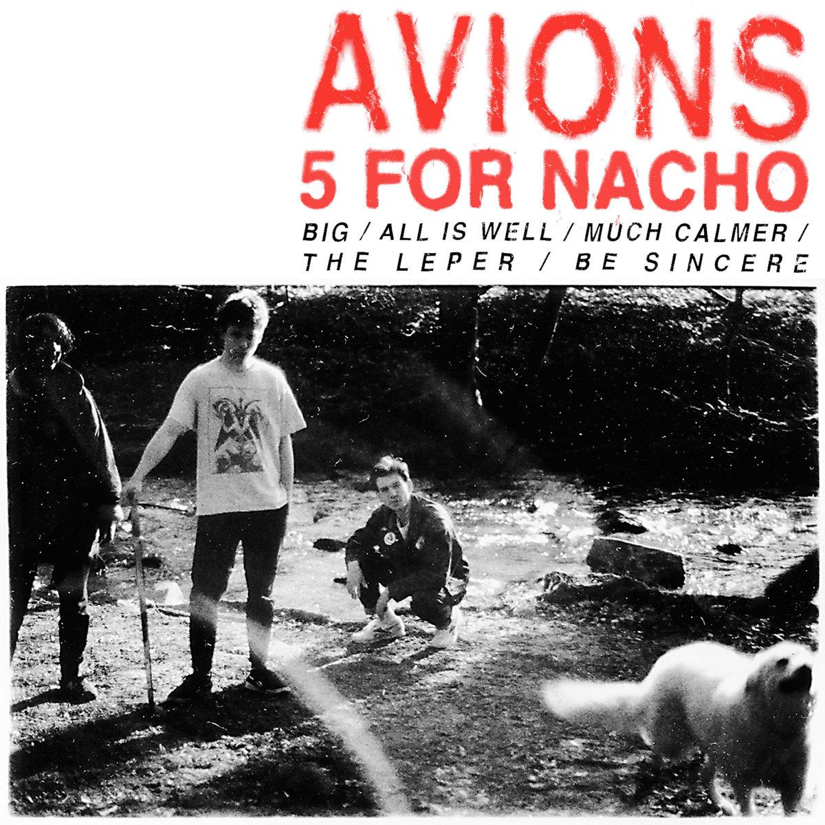 Avions – 5 For Nacho