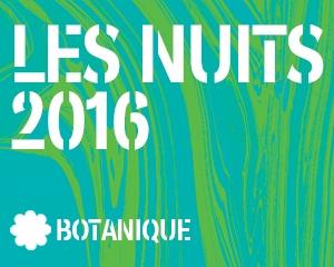 Les Nuits 2016