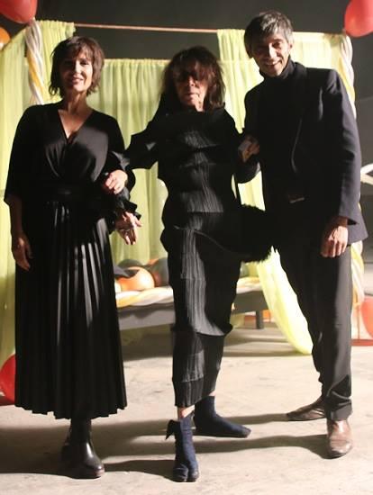 My Concubine - Nouvelle vidéo avec Brigitte Fontaine