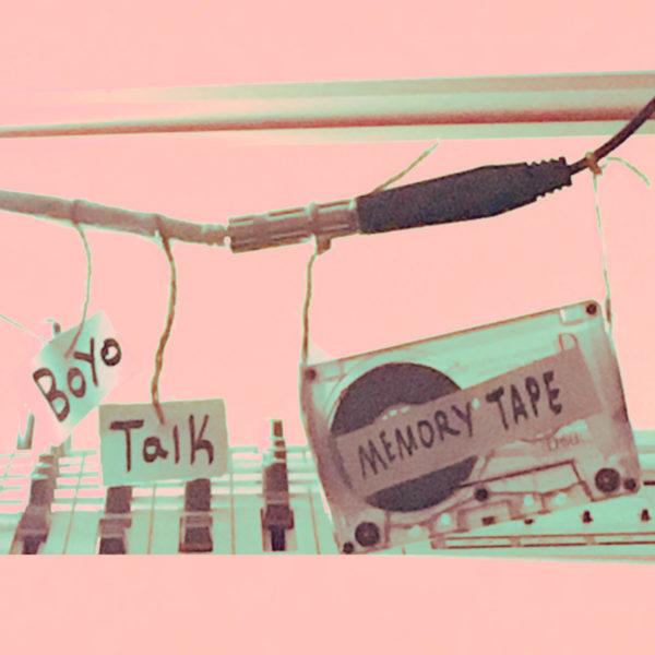 Boyo Talk - Memory Tape