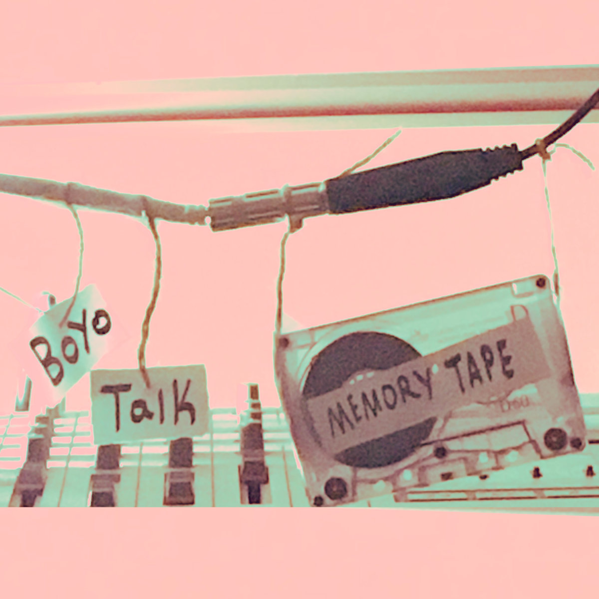 Boyo Talk – Memory Tape