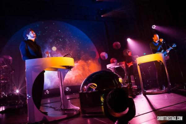 """Broken Bells partage son """"Live on Letterman"""""""