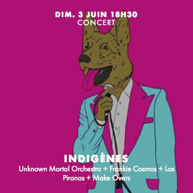 Assistez à la soirée de clôture du Festival Indigènes à Nantes ce dimanche !