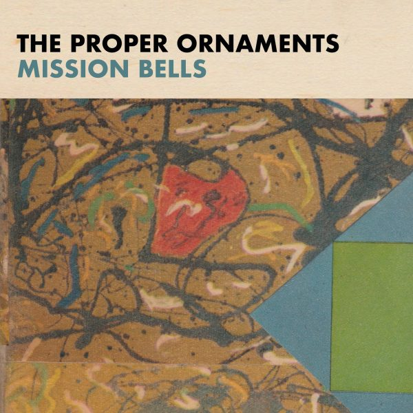 The Proper Ornaments - Black Tar