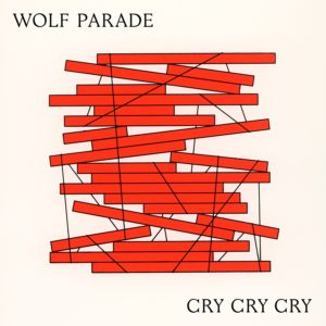 Wolf Parade CD Cry Cry Cry