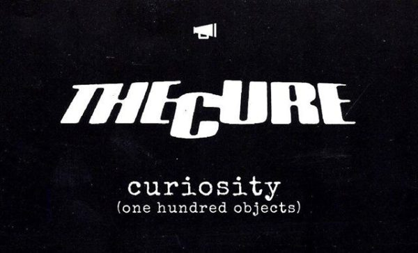 "Exposition THE CURE ""CURIOSITY"" (ONE HUNDRED OBJECTS) à Brest"