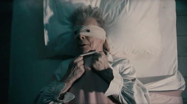 """""""Lazarus"""", le nouveau clip de David Bowie"""