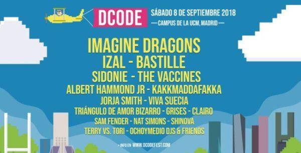 DCode festival, la scène alternative côté espagnole
