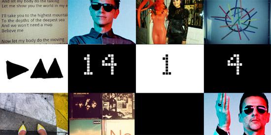 Depeche Mode fait du teasing