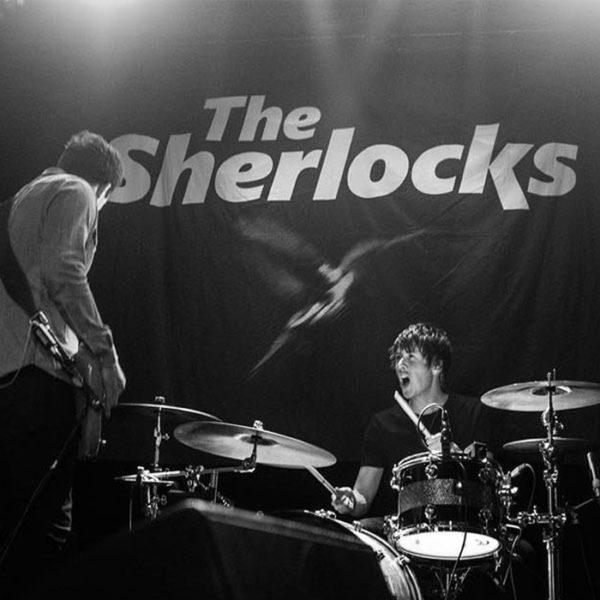 The Sherlocks @ l'Olympic