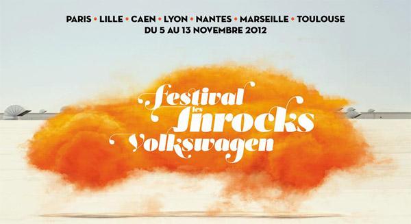 Festival Les Inrocks Wolkswagen 2012
