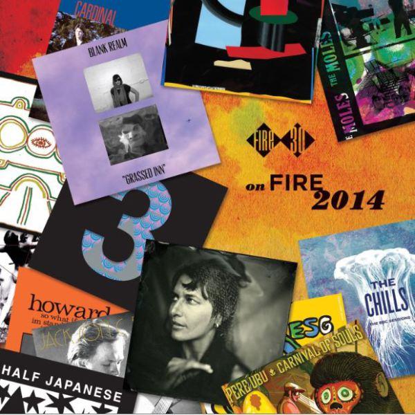 Le cadeau de Fire Records : 30 ans, 32 titres