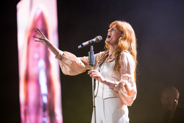 Florence and The Machine de retour sur scène