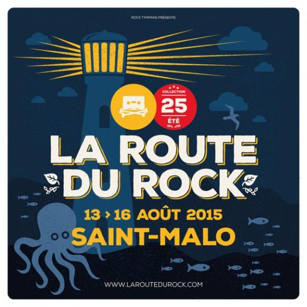 La Route du Rock - Collection Été2015