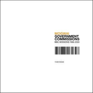 Mogwai- Government Commissions