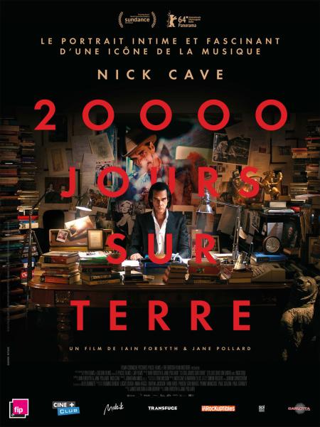 Revue 20000 Jours Sur Terre