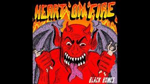 Black Bones - Heart On Fire