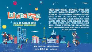 La deuxième édition du Lollapalooza s'annonce intéressante !