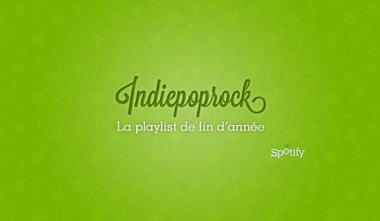 Playlist IPR pour votre réveillon