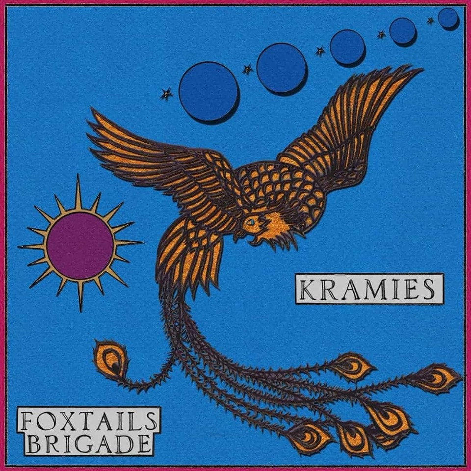 Kramies/Foxtails Brigade – Between the Moon & On The Other Side