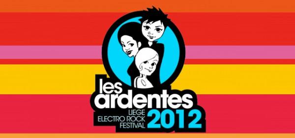 Les Ardentes @ Liège - 05 / 08 juillet 2012