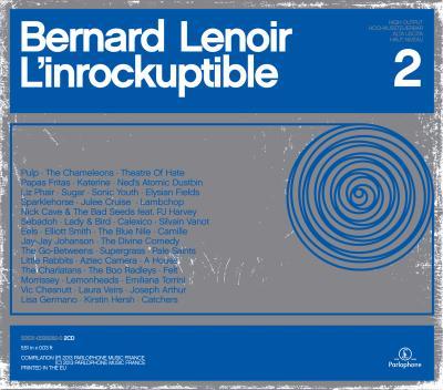 Bernard Lenoir L'inrockuptible volume 2