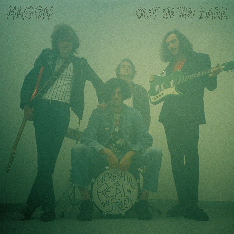 Magon – Out In The dark