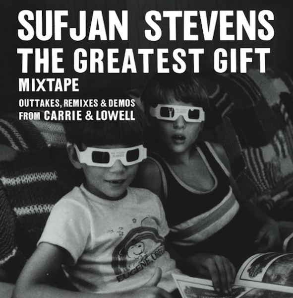 Sufjan Stevens encore en mode père Noel avant l'heure