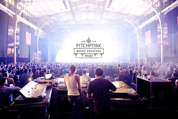 Pitchfork Festival Paris : Troisième !