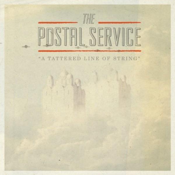 A Tattered Line Of String, un inédit de The Postal Service en écoute