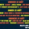 Nouveaux noms pour Rock En Seine