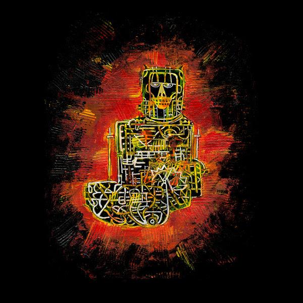 Ola Kvernberg – Steamdome II : The Hypogean