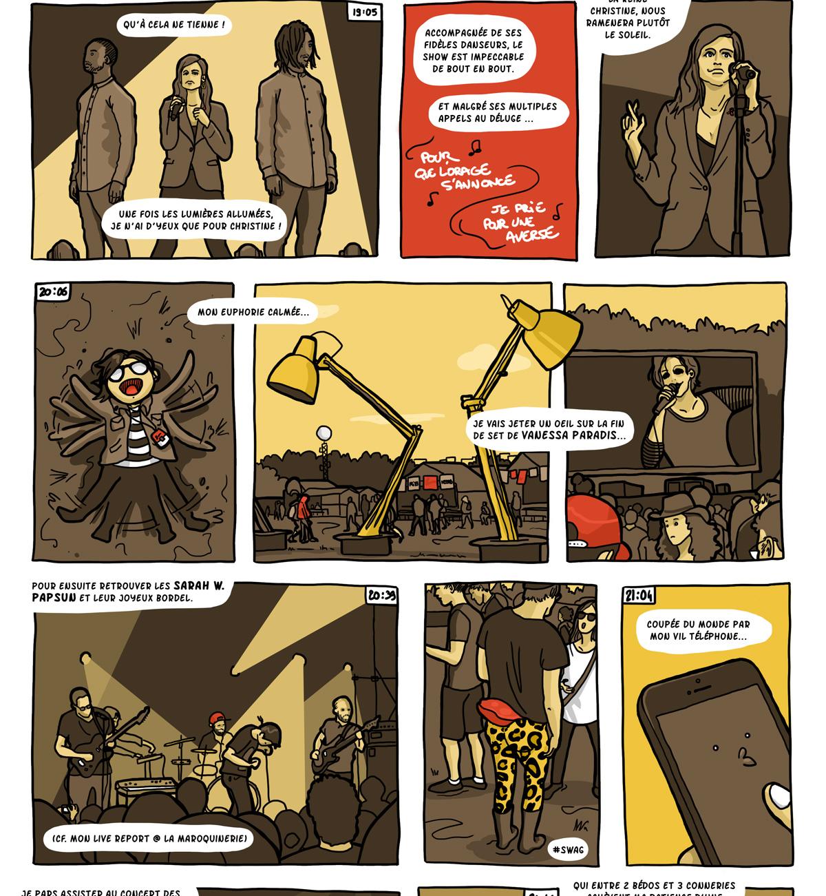 Live Report des Solidays 2014
